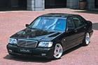MERCEDES W140 SEDAN (5/93-10/98)