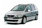 Opel Zafira A (1999—2004)