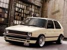 VW Golf Mk2, Jetta MK2 (1983—1992)