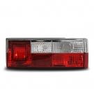 Тюнинг зад фонари JOM для VW Golf 1, красно-белые