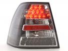 Фонари LED черные Typ B тюнинг FK для VW Bora