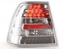 Фонари LED хром Typ B тюнинг FK для VW Bora