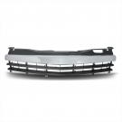 Решетка Black Chrome JOM для Opel Astra H GTC 3D (04-07)