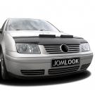 Накладка на капот JOM для VW Bora, искусственная кожа, черная