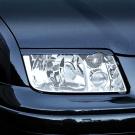 Ресницы на фары JOM для VW Bora