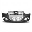 Бампер передний тюнинг R-Look JOM для VW Golf 5