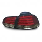 Задние фары красного цвета для VW Golf 6
