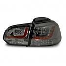 Задние фары JOM с LED подсветкой для VW Golf 6