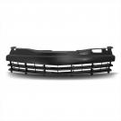 Решетка без значка черная JOM для Opel Astra H GTC (04-10)