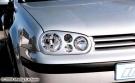 Накладки на фары Typ A Mattig для VW Golf 4