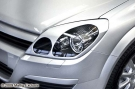 Реснички на фары Typ A Mattig для Opel Astra H