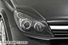 Реснички на фары Typ B Mattig для Opel Astra H