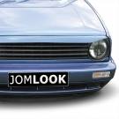 Накладка на решётку радиатора BadLook JOM для VW Golf 2
