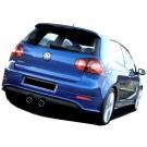 Накладка заднего бампера R-Look JOM для VW Golf 5