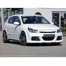 Пороги комплект Mattig для Opel Astra H GTC (06-10)