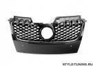 Решетка радиатора без значка GTI Look JOM для VW Golf 5